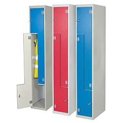 Z Door Lockers