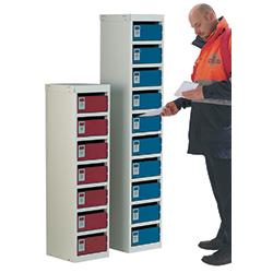 Mail and Storage Lockers