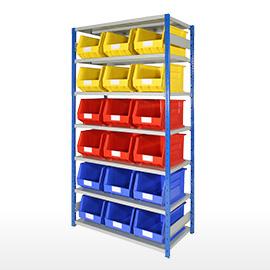 Storage Kits with Bins