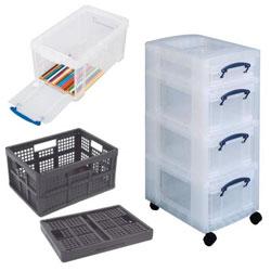 Really Useful Box Storage Boxes