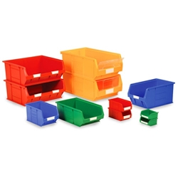 Stackable Part Bins
