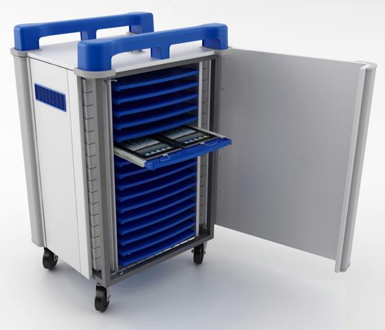 Laptop & Tablet Charging Trolleys