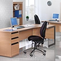 Atlanta Cantilever Desks