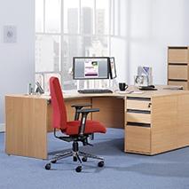Atlanta Panel End Desks