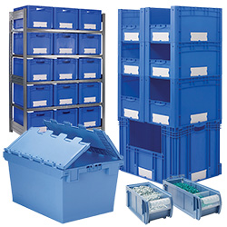 TUFF Storage Containers
