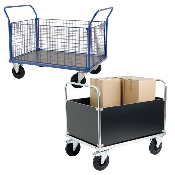Box Platform Trucks