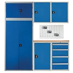 Euroslide Workshop Storage Kits