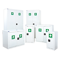 First Aid Cabinets & Lockers