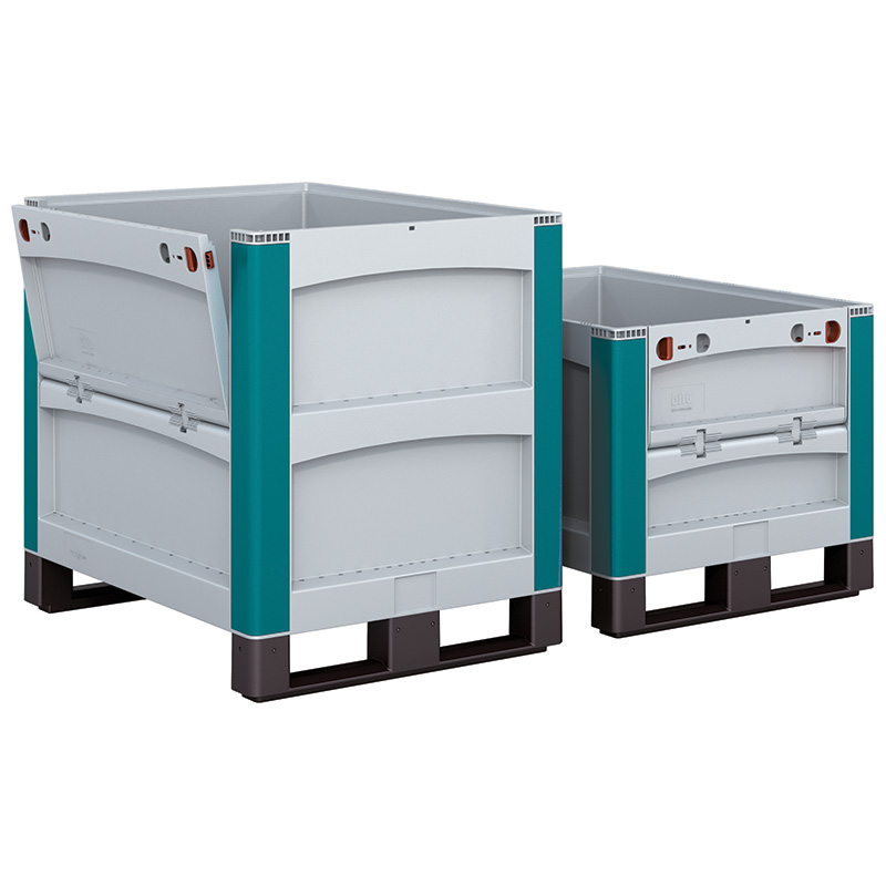 Heavy Duty Euro Containers