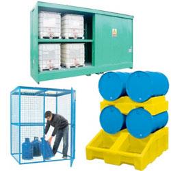 IBC and Drum Storage