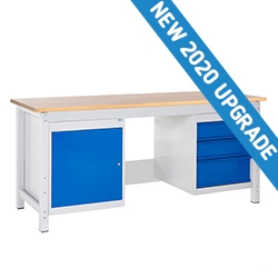 Workbenches with Storage