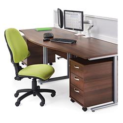 Office Desks & Matching Storage