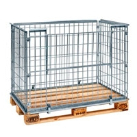 Pallet Containers / Mesh Pallets