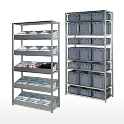 Storage Kits with Boxes