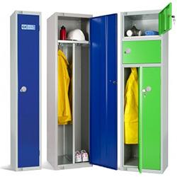 Workwear & PPE Lockers
