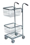 Mini Trolley - 2 Baskets