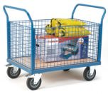 Premier Platform Trucks - Double Mesh Ended with Two Sides