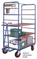 Shelf Trucks - 3 Sides and Top