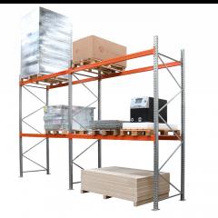 Standard Pallet Racking for Euro Pallets