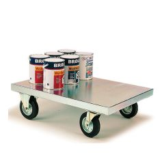 Base Only Zinc Plated Trucks