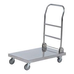 Stainless Steel Flat Folding Board Trolley
