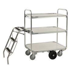 Order Picking Ladder Trolleys