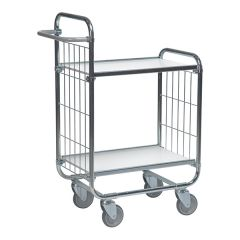Order Picking Trolleys - 2 Shelves