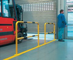 Heavy Duty Steel Hoop Guards