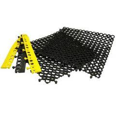 Heavy Duty Open Grid PVC Tiles