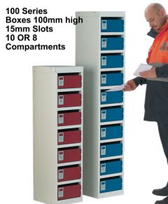 100 Series Mail Box Locker