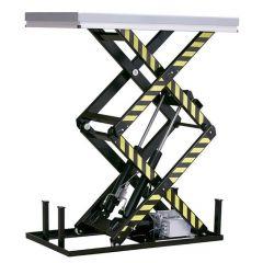 2000kg Double Scissor Lift Table