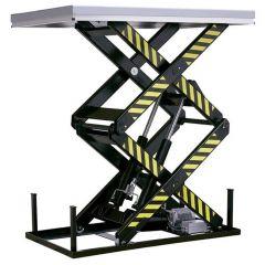 3000kg Double Scissor Lift Table