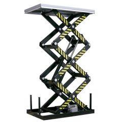 1000kg Triple Scissor Lift Table