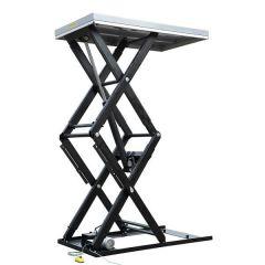 1500kg XL Double Scissor Lift Table