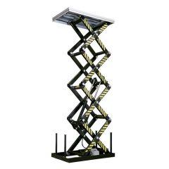 400kg Quad Scissor Lift Table