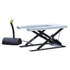 600kg U-Shape Low Profile Lift Table