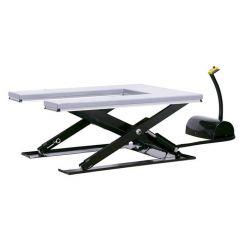 1000kg U Shape Low Profile Lift Tables