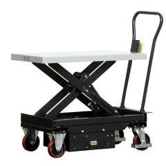 500kg Electric Scissor Lift Trolley