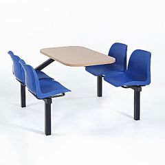 4 Seater Value Canteen Unit