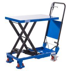 150kg TUFF Single Scissor Lift Trolley