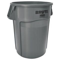 Round Brute 208.3L Container
