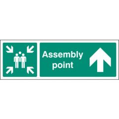 Assembly point straight on
