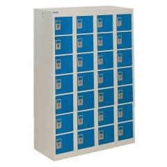 28 Comp Personal Effects Lockers