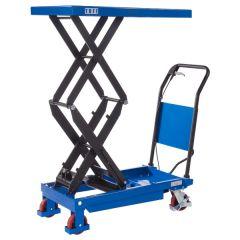 350kg TUFF Double Scissor Lift Trolley