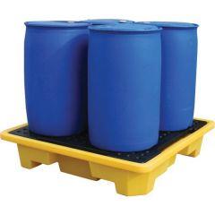 Drum Spill Pallet - 4 Drum