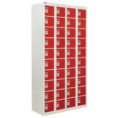 40 Comp Personal Effects Lockers