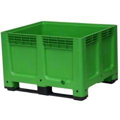 Green Plastic Box Pallets