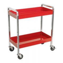 Sealey 2 Shelf Heavy Duty Trolley