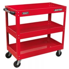 Sealey Heavy Duty 3 Shelf Workshop Trolley