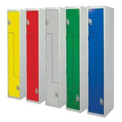 Steel Z-Door Lockers